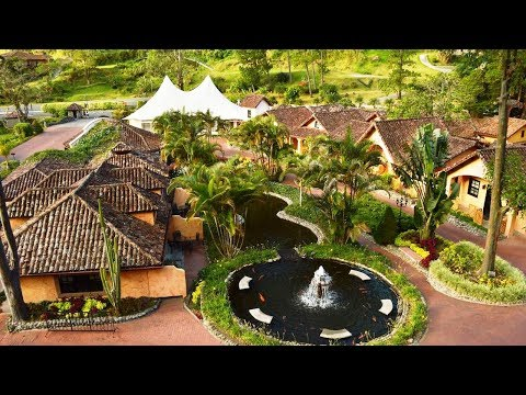 Top10 Recommended Hotels in Boquete, Chiriqui, Panama