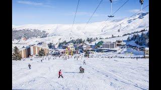 Едем развлекаться на горнолыжный курорт в Бурсу