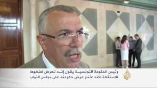 برلمان تونس يستعد لسحب الثقة من حكومة الصيد