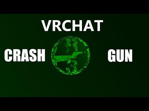 VRChat - How to make a crash gun - YouTube