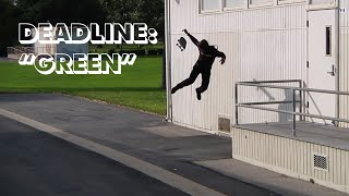 Deadline Emerica Green Final D…