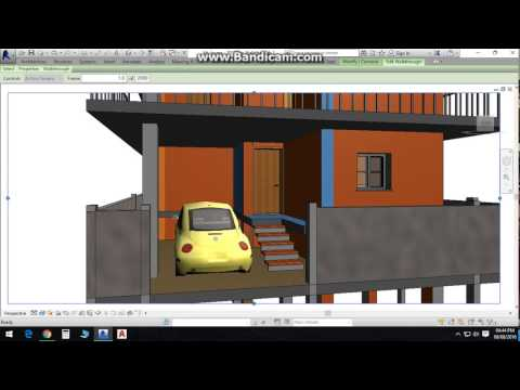 Duplex House Plan In 30x40 Site With Car Parking- Ground Floor