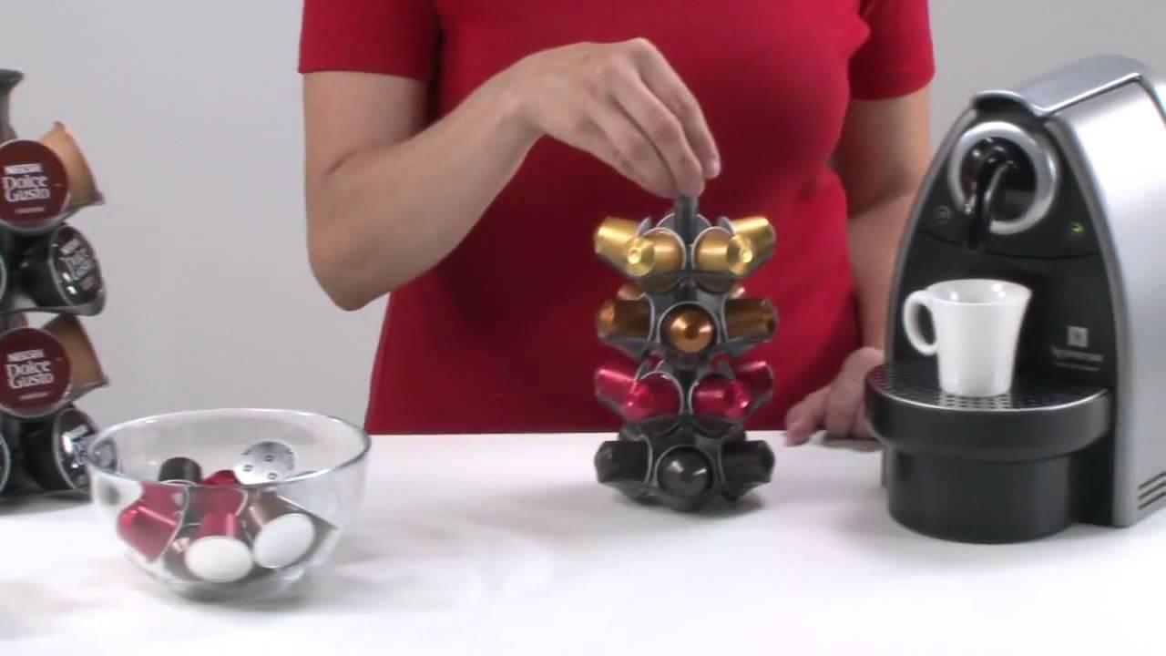 многоразовые капсулы для кофемашины nespresso - YouTube
