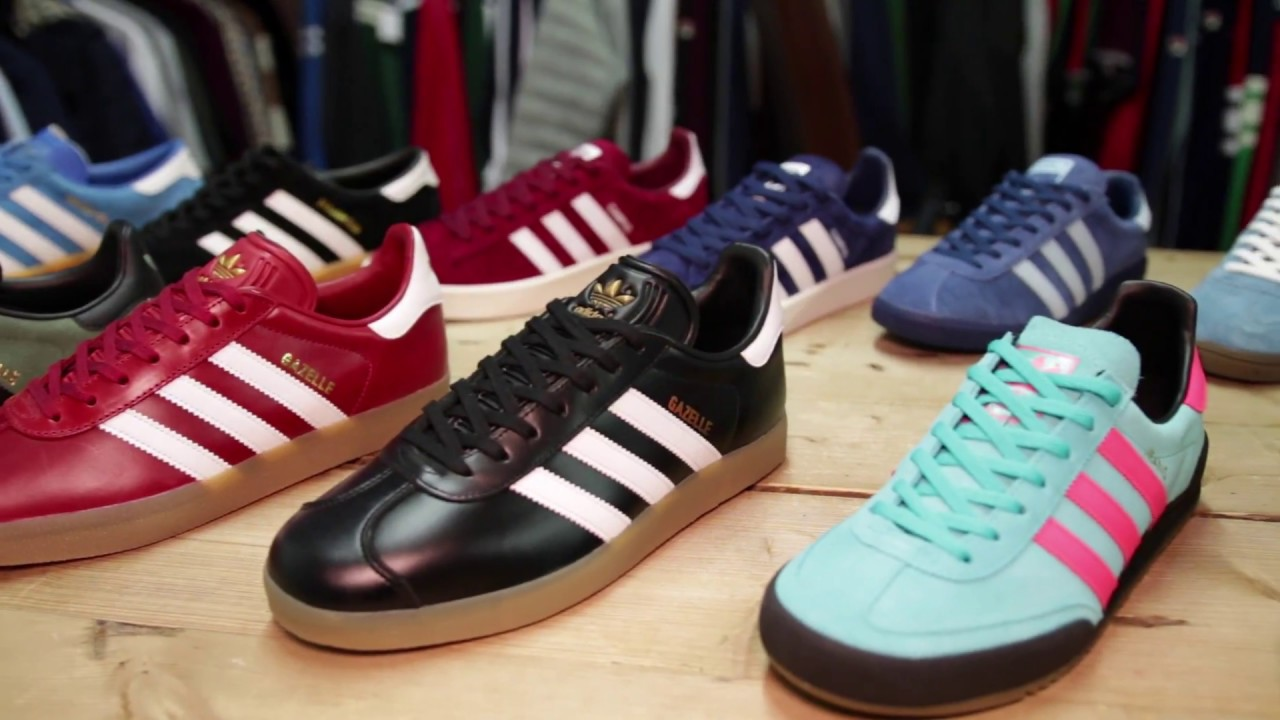 Adidas Originals Trainers Fresh to 80s Casual Classics 2017-18