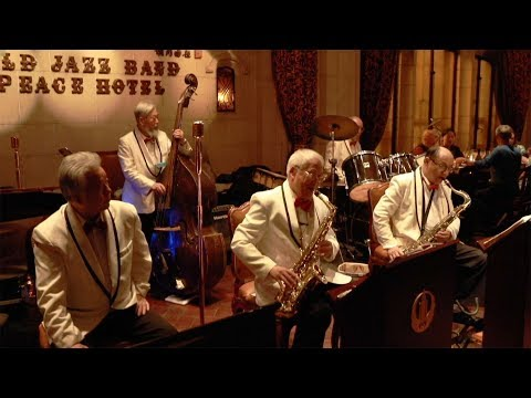 Peace Hotel jazz band: The 'Shanghai style'