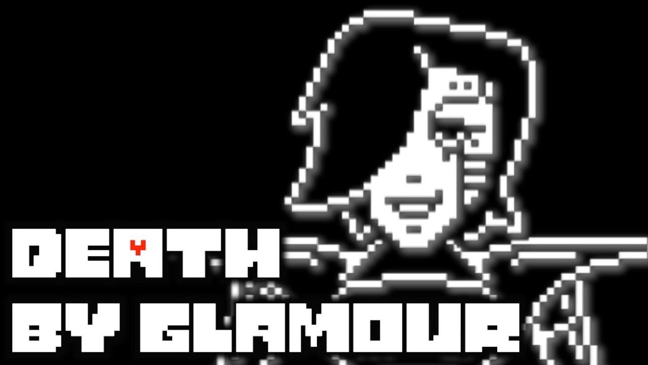 Death by Glamourをピアノアレンジしてみた【Undertale】