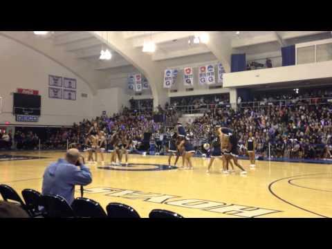 Georgetown University Cheer - Midnight Madness 2014