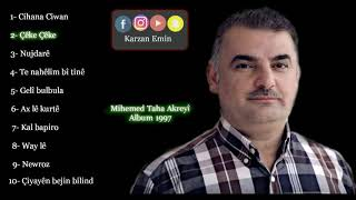 Gambar cover Mihemed taha akreyi album 1997