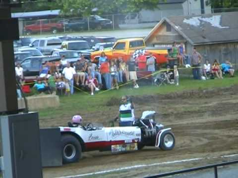 2010 CONNERSVILLE, IN FAYETTE PROMOTER'S JUNE TRAC...