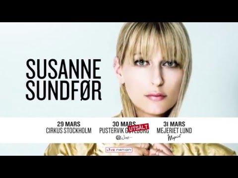 Susanne Sundfør live i Sverige!