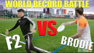 EPIC WORLD RECORD BATTLE | F2 VS BRODIE SMITH