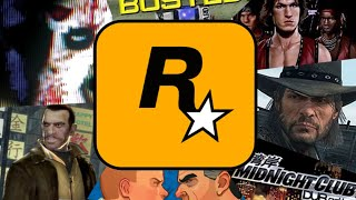 Ranking Every Rockstar Game From Worst To Best
