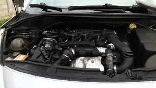 moteur accélération peugeot 207 hdi 110 - fumée