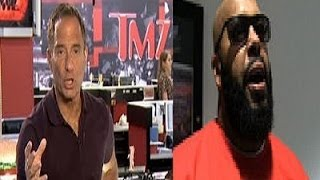 Tommy Ethers TMZ & Suge Knight For Asking Should Blacks Be Called African American or Niggaz