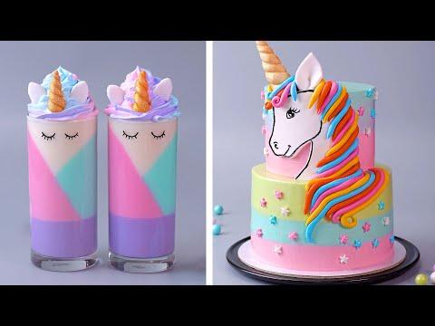 Fantastic Unicorn Cake