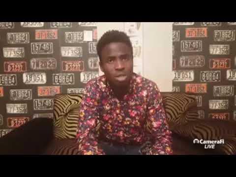 Sidy Diop en larmes après sa demande de visa rejetée par l'ambassade de France à Dakar, c'est triste