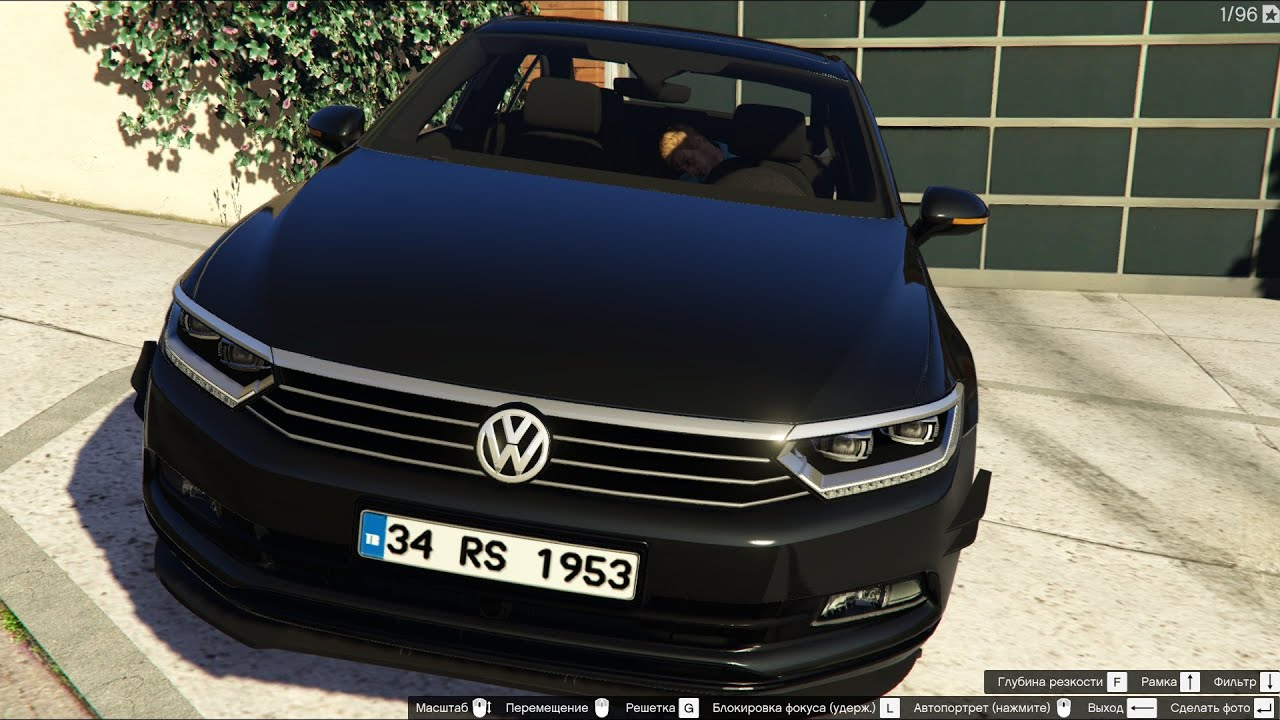 gta 5 2016 volkswagen passat highline stanced b8 youtube. Black Bedroom Furniture Sets. Home Design Ideas