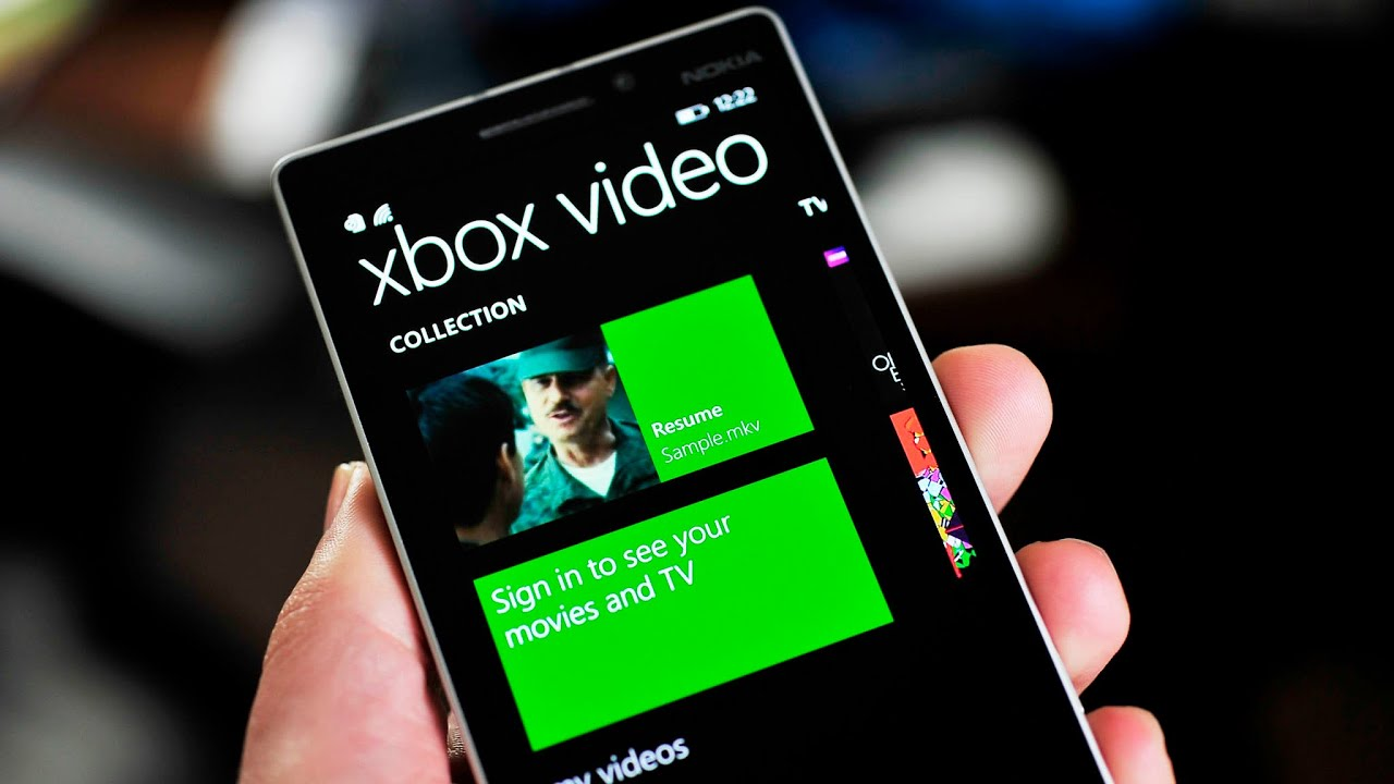 MKV video support in Windows Phone 8 1 GDR2 update