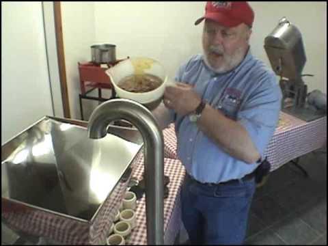 Lapierre Equipment Maple Cream Machine