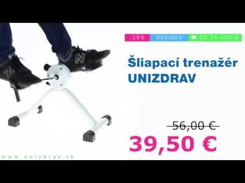 Šliapací trenažér bumper ad - UNIZDRAV