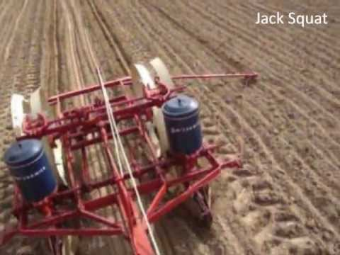 Mccormick International Model 241 2 Row Corn Planter Youtube