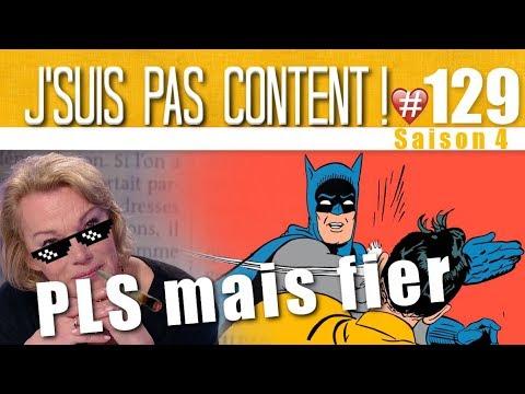 J'SUIS PAS CONTENT ! #129 : Liberté d'importuner, poil au nez ! (La PLS à Brigitte Lahaie)