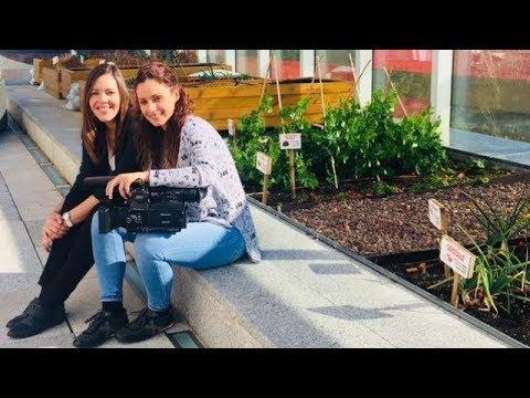 Mi cámara y yo: Menudo lujo de trabajo