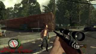 The Walking Dead Survival Instinct PS3 Unlimited Ammo and Items