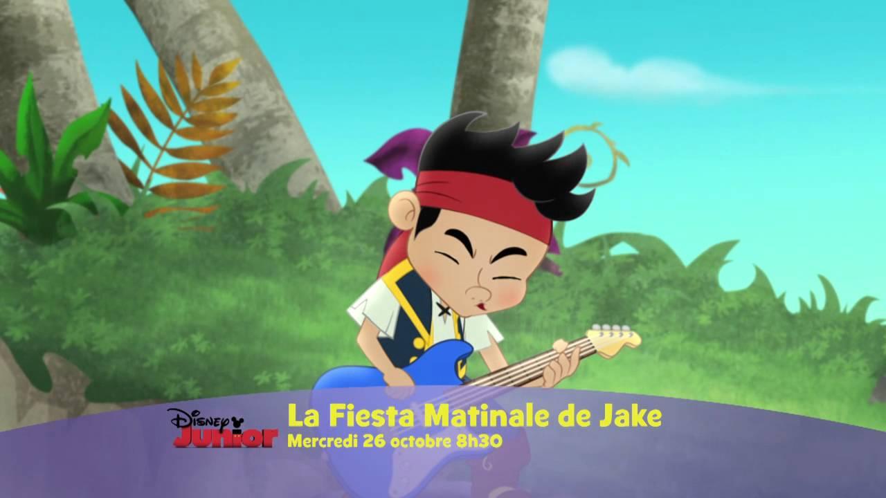 Disney junior jake et les pirates de l 39 imaginaire la - Jake et les pirates ...