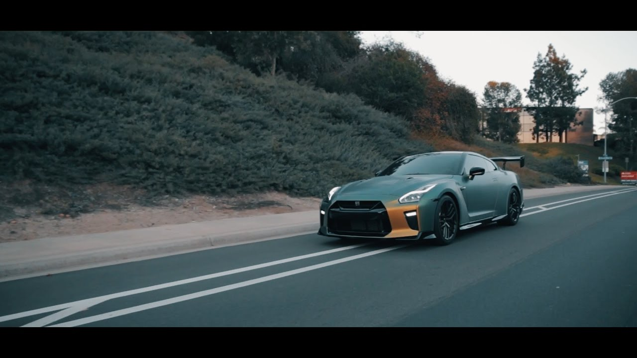 Sd wrap x tanner fox the insane one of a kind guaczilla gtr build youtube - Tanner fox gtr pictures ...