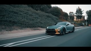 SD WRAP x TANNER FOX The insane one of a kind Guaczilla GTR Build!!!