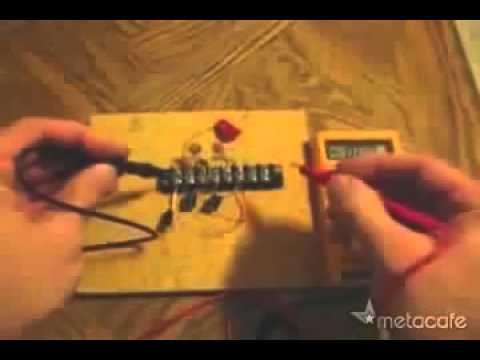 Nikola Tesla Secret Source of Free Electricity Harvest Electricity From Radio Waves