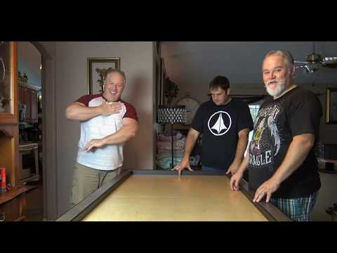 GameToppers - Live!!! A Portable Gaming Tabletop Design