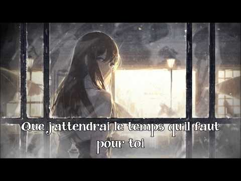 Nightcore - Happier (French/Female Version) | Lyrics