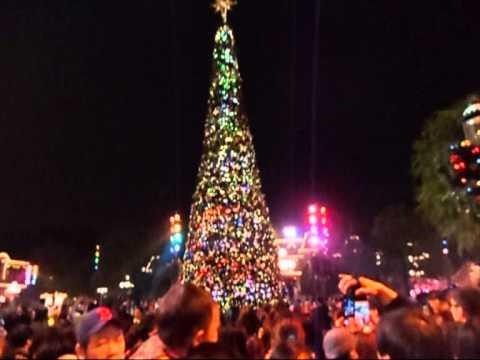 Disneyland Hong Kong Christmas Tree Light Up & New Year Party 2013-2014 - Disneyland Hong Kong Christmas Tree Light Up & New Year Party 2013