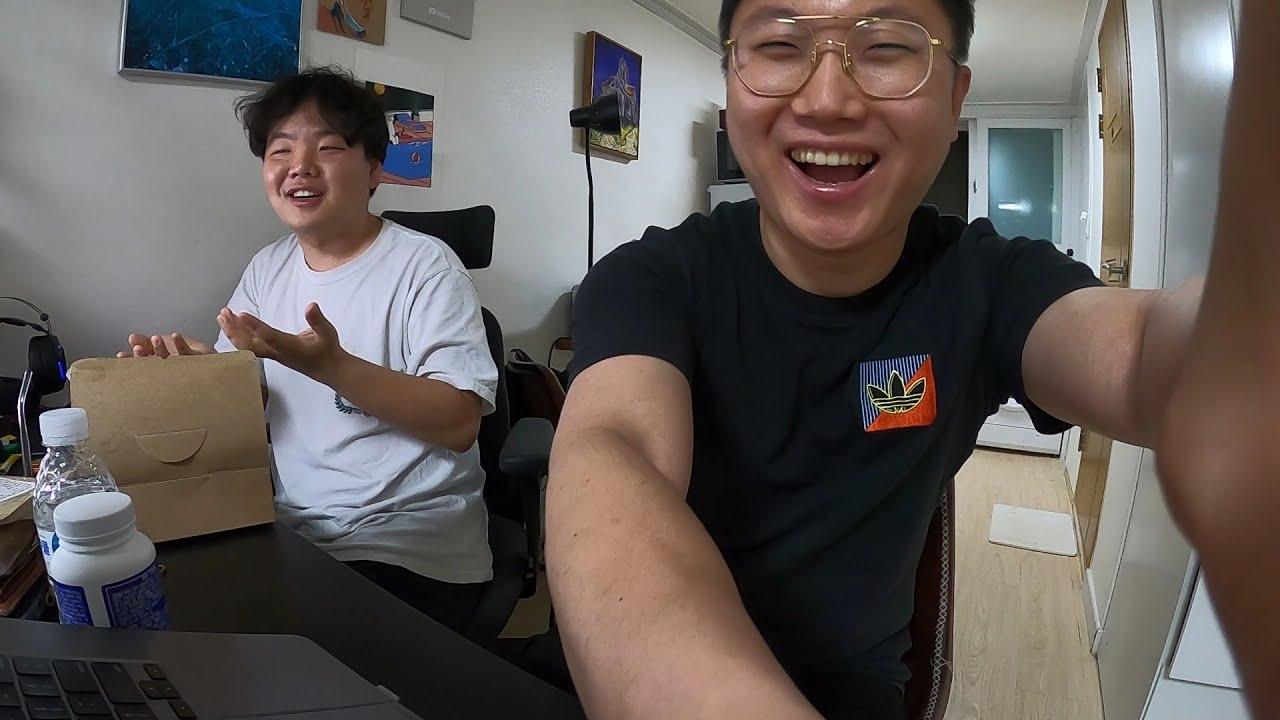 야심한 밤, 곽준빈과의 토크쇼
