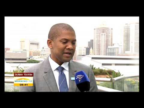 Business support the tourism plan in Durban