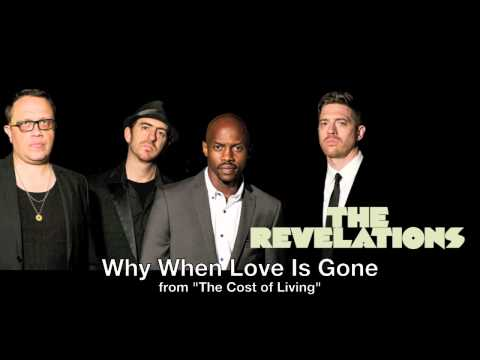 """The Revelations """"Why When Love Is Gone"""""""