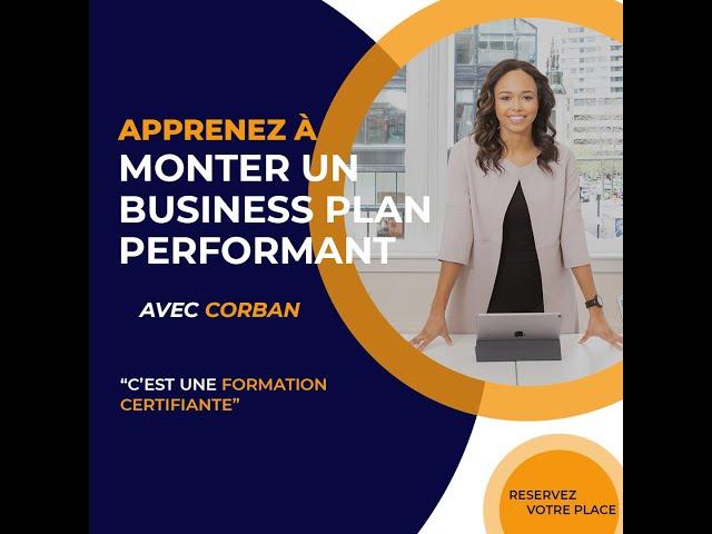Formation Business Plan par Corban