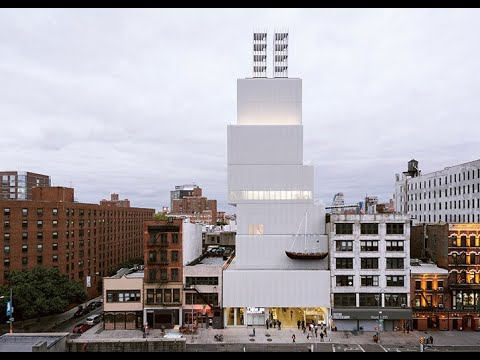NYC gallery the New Museum to curate film and video exhibition at The Store X 180 The Strand Mp3