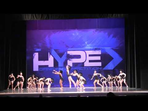 """Enchanted"" - Junior Contemporary Production"