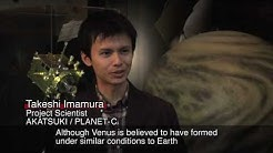 Exploring the Venusian Atmosphere - AKATSUKI/PLANET-C -