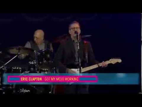 Eric Clapton - Got My Mojo Workin' - Baloise Session 2013