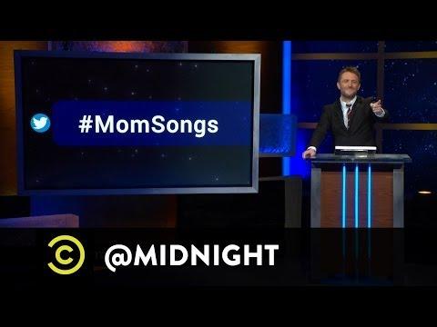 Matt Besser, Lauren Lapkus, Rich Fulcher - #HashtagWars - #MomSongs - @midnight
