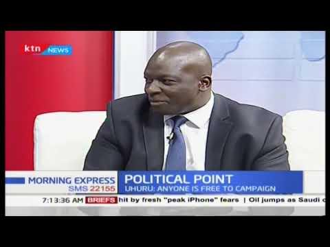 Political point: President Uhuru on his legacy (Part 2)
