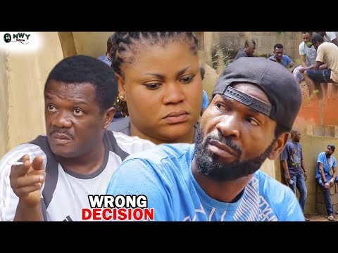 Wrong Decision Season 2 - 2017 Latest Nigerian Nollywood Movie