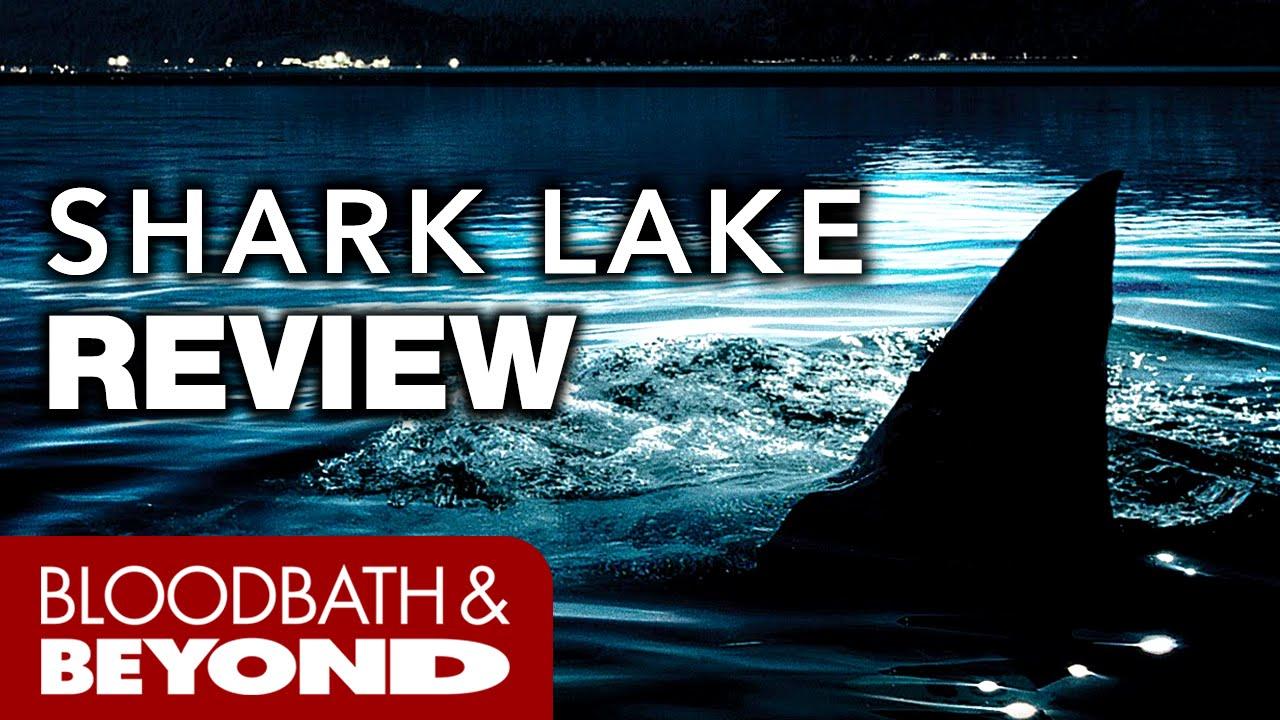 Murdercycles Evel Has Jumped The Shark: Shark Lake (2015)
