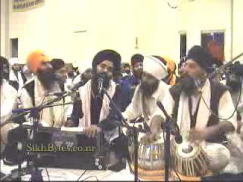 Bhai Manpreet Singh  Australia Samagam 07 Rainsabai Part 2