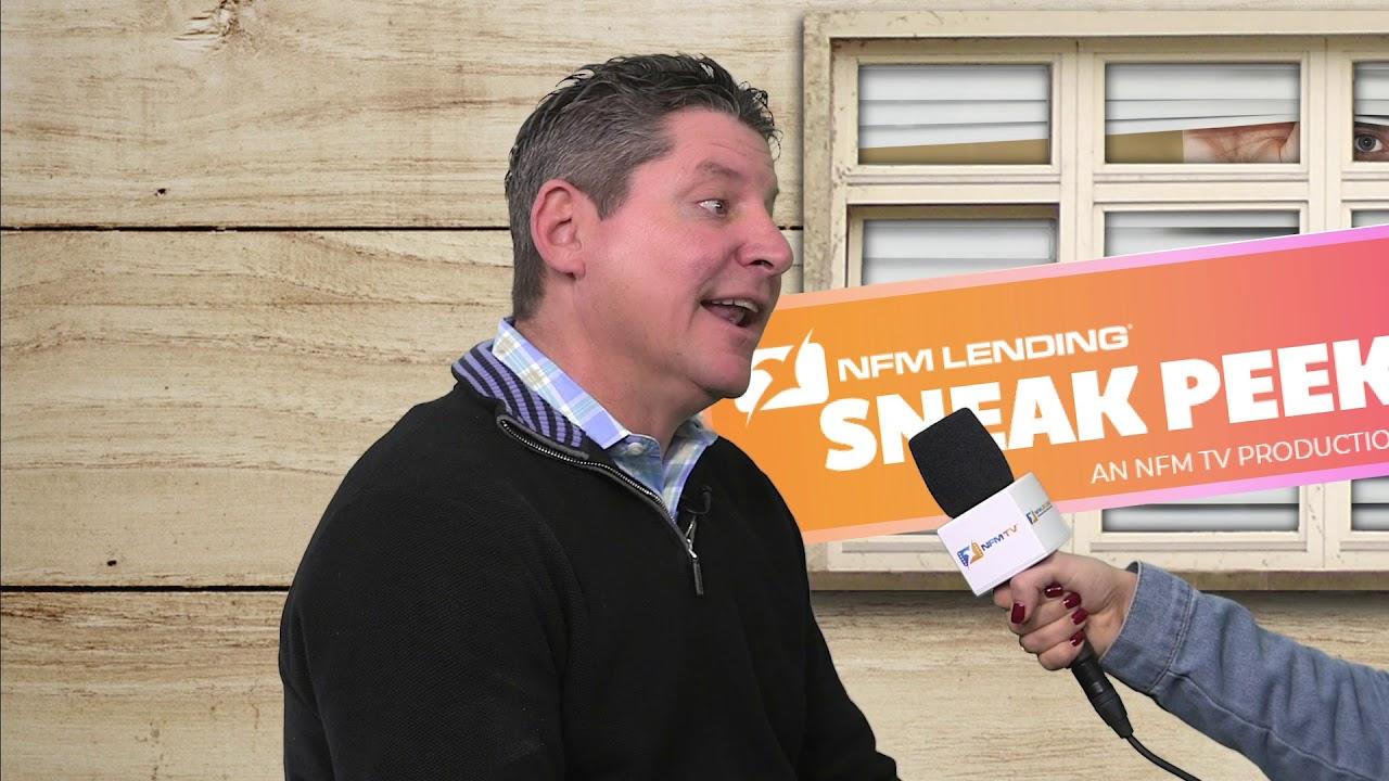 "An NFM TV ""Sneak Peek"" interview with President, Jan Ozga"