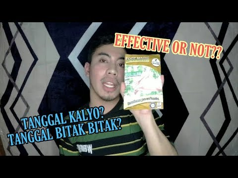 FOOT MAGIC   TANGGAL KALYO REVIEW